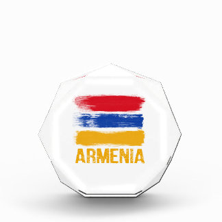 Trofeo Camisetas de la bandera de Armenia