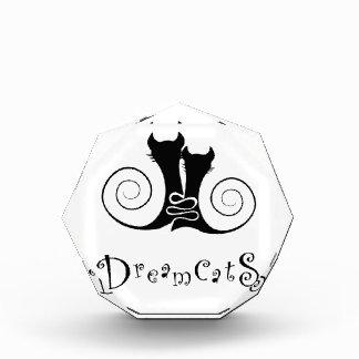 Trofeo Casseminia - dreamcats con el texto