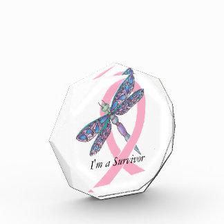 Trofeo Cinta del cáncer de pecho