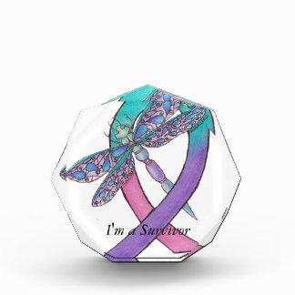 Trofeo Cinta del cáncer de tiroides
