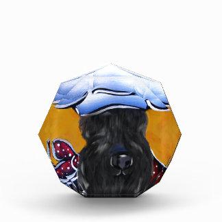 Trofeo Cocinero de Terrier de azul de Kerry