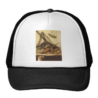 Trofeo de la caza (1862) gorra