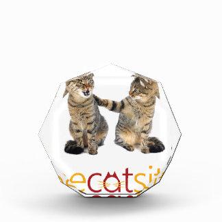 Trofeo Dos gatos