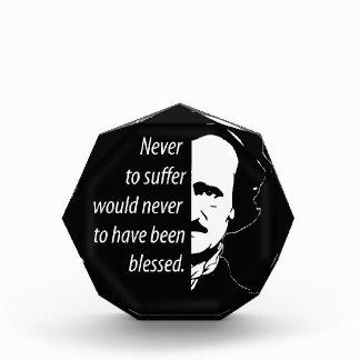 Trofeo Edgar Allan Poe