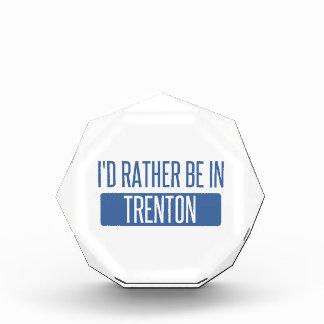 Trofeo Estaría bastante en Trenton