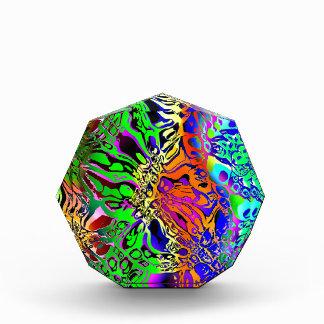 Trofeo Extracto espectral de las formas