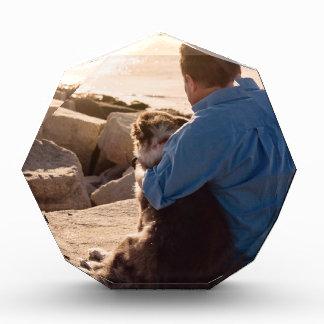 Trofeo Los perros dan los mejores abrazos
