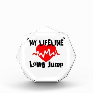 Trofeo Mi línea de vida salto de longitud se divierte