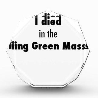 Trofeo Morí en la masacre de Bowling Green