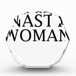 Trofeo mujer