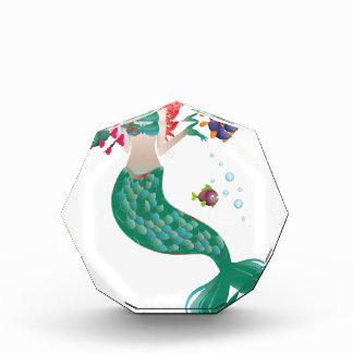 Trofeo Sirena pelirroja