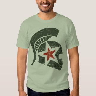 Trojan Moto (vintage) Camisetas