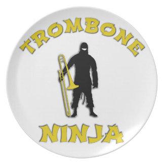 Trombone Ninja Platos