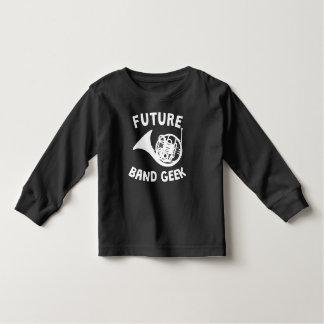 Trompa futura del friki de la banda camiseta