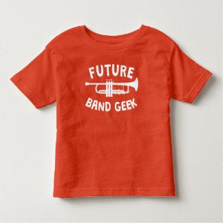 Trompeta futura del friki de la banda camisetas