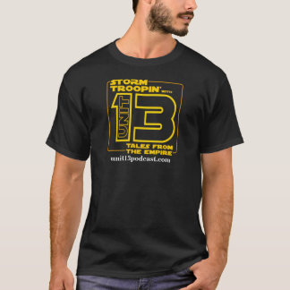 Troopin con la unidad 13 camiseta