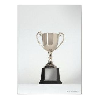 Trophys de plata invitacion personal