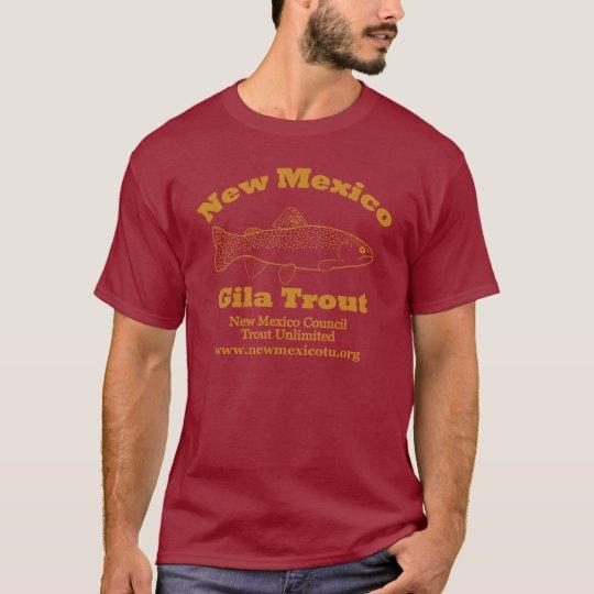 Trucha de New México el Gila Camiseta