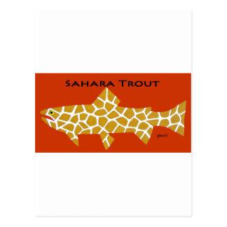 Trucha de Sáhara Postal