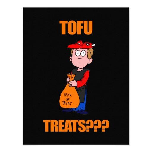 Truco o invitación divertido Halloween