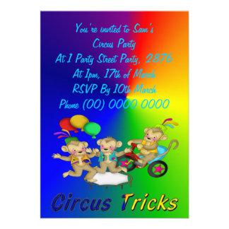 Trucos del circo