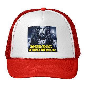 Trueno nórdico gorras