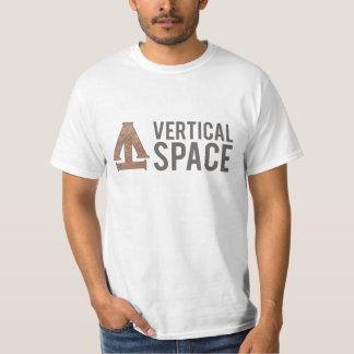 TrueVanguard - camisa vertical del espacio