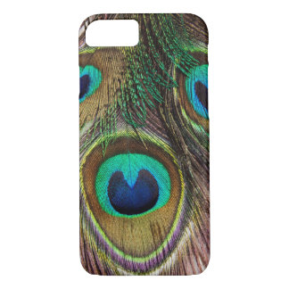 Trullo del azul de pavo real funda iPhone 7