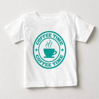 Trullo del círculo del tiempo del café A251 Camiseta