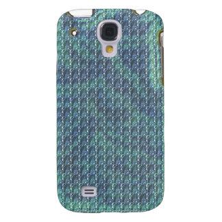 Trullo Shell metálico iPhone3G abstracto Funda Para Samsung Galaxy S4