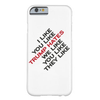 Trump Prisas Funda Barely There iPhone 6