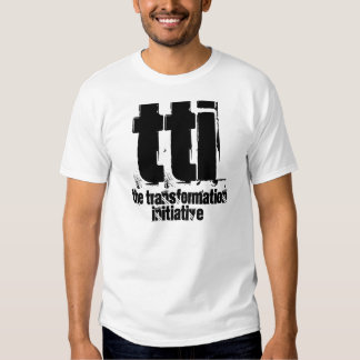 TTI, la iniciativa de la transformación Camisetas
