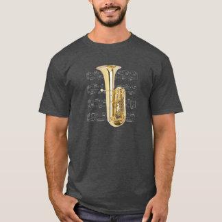Tuba de la camisa (oscura) - - escoja su color