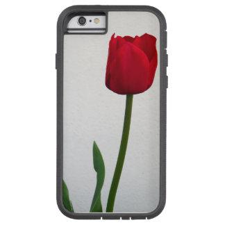 Tulipán rojo funda tough xtreme iPhone 6