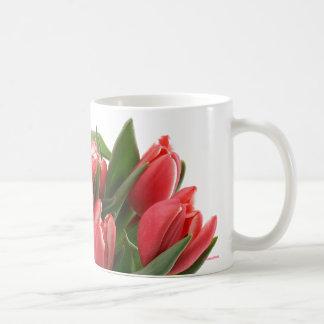 Tulipanes Taza De Café