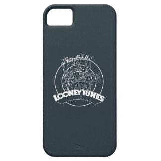 TUNES™ LOONEY que es toda la gente iPhone 5 Case-Mate Funda