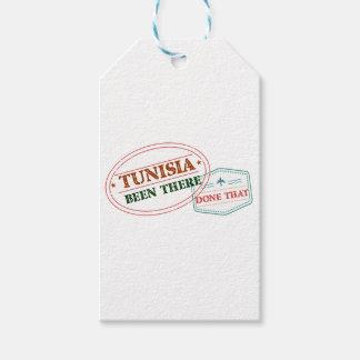 Túnez allí hecho eso etiquetas para regalos