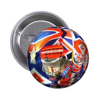 Turismo británico pins