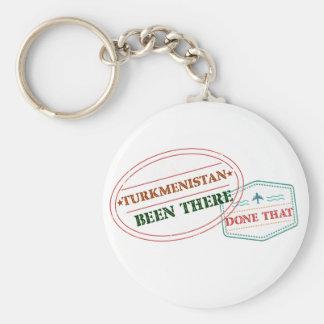 Turkmenistán allí hecho eso llavero