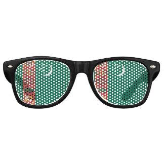 Turkmenistán Gafas De Fiesta Retro
