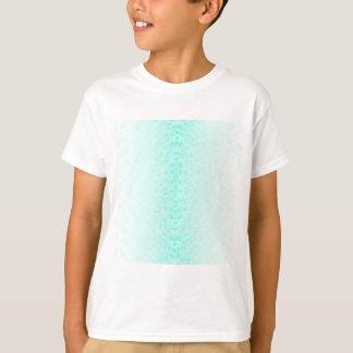 turquesa camiseta