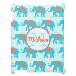 Turquesa del trullo, elefantes azules, nombre de