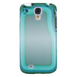 Turquesa iPhone3G del océano Funda Para Galaxy S4