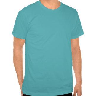 Turquesa original de la te del proyecto original camisetas