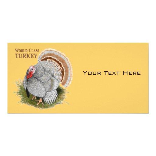 Turquía:  De calidad mundial Plantilla Para Tarjeta De Foto