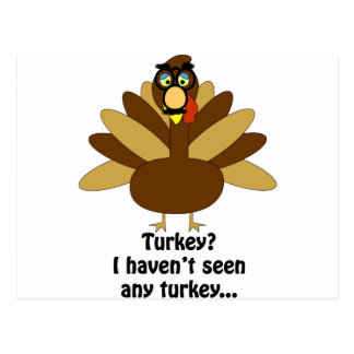 Turquía en disfraz postal