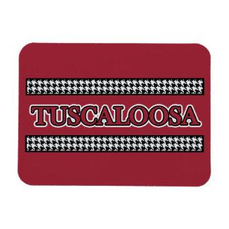 Tuscaloosa Houndstooth - imán