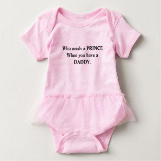 Tutú recién nacido body para bebé