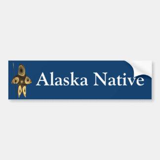 Tuvaaq - natural de Alaska Pegatina Para Coche