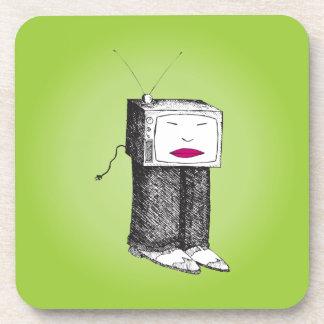 TV portátil Posavaso